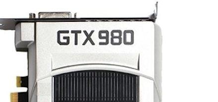Especificaciones finales de la GeForce GTX 980 de Nvidia