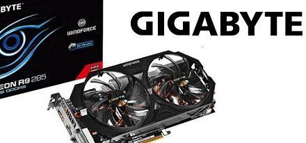 Radeon R9 285 WindForce OC de Gigabyte