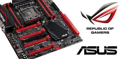Asus anuncia su placa base ROG Rampage V Extreme