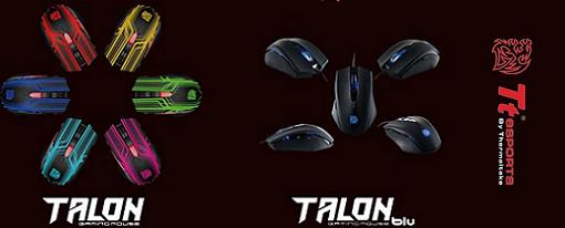 Ratones ópticos para juegos TALON de Tt eSPORTS