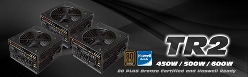 Fuentes TR2 Broze 450W, 500W y 600W de Therm
