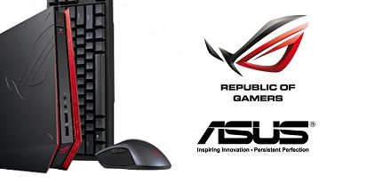 Asus lanza su Mini-PC gaming ROG GR8