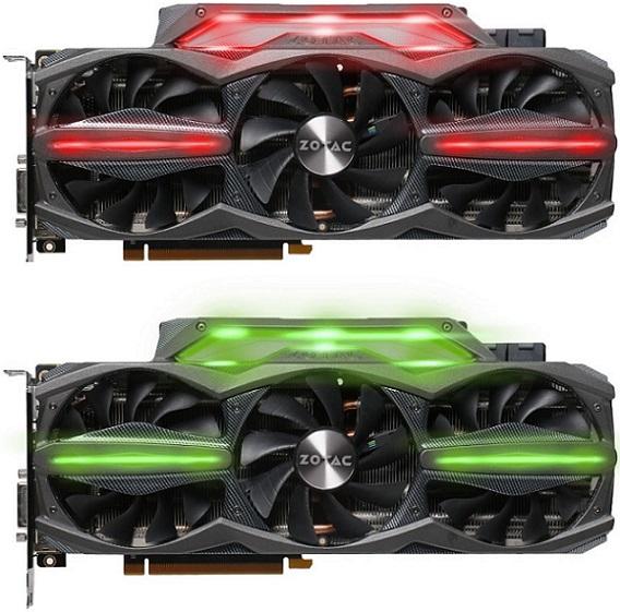 GeForce GTX 980 AMP! Extreme