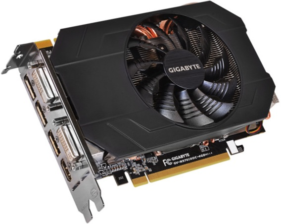 Gigabyte GeForce GTX 970 Mini-ITX