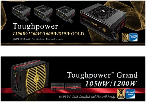 Toughpower y Toughpower Grand de Thermaltake