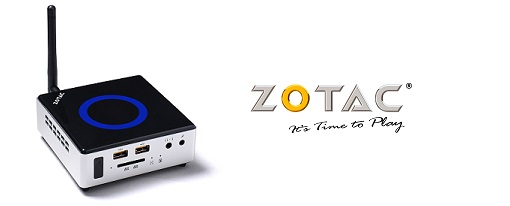 Zotac ZBOX MI521 nano XS series
