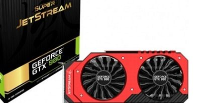 Nueva Geforce GTX 980 Super JetStream de Palit