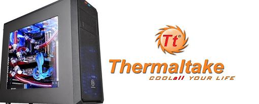 Thermaltake presenta sus chasis Versa H34 y H35