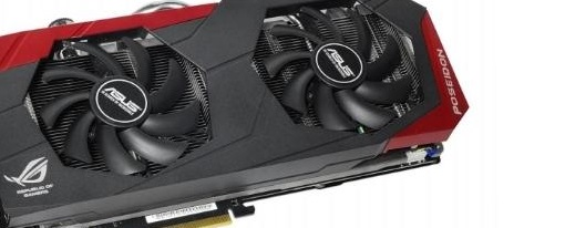 Asus GeForce GTX 980 ROG POSEIDON