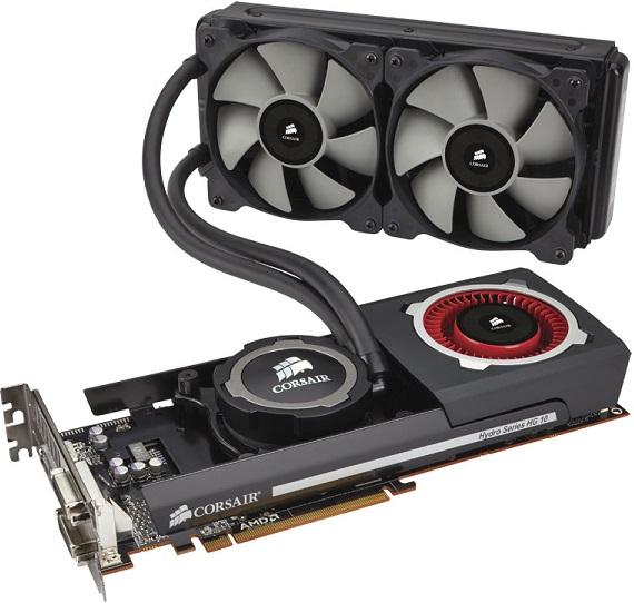 Hydro Series HG10 A1 GPU Liquid Cooling Brack