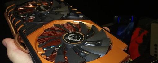 GeForce GTX 970 Gold Edition Dragon Army de MSI