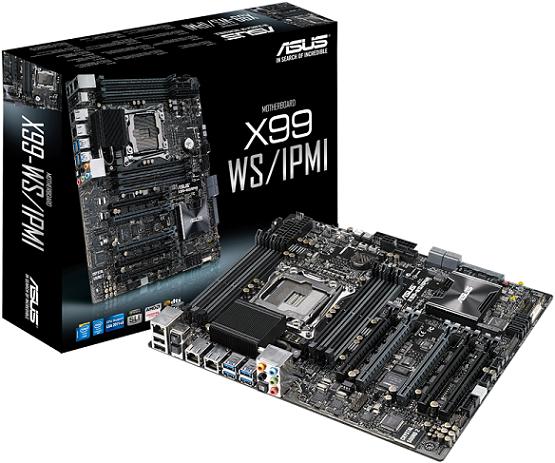 X99-WS/IPMI de Asus