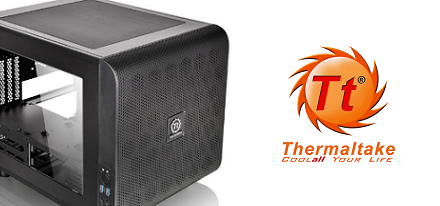 Thermaltake presenta su case Core V21