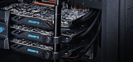 Gigabyte anuncia su sistema GeForce GTX 980 WaterForce Tri-SLI