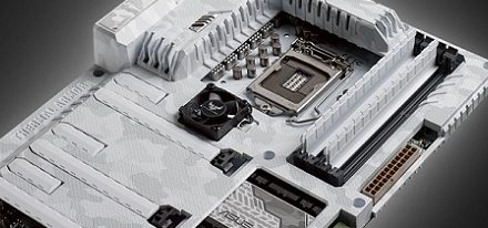 ASUS ha anunciado su placa base edición limitada TUF Sabertooth Z97 Mark S