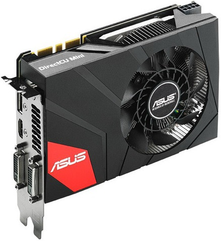 Asus GeForce GTX 970 DirectCU Mini