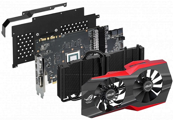 Matrix Platinum GeForce GTX 980 de Asus