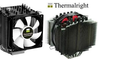 Disipadores para CPU Macho 90 y Silver Arrow ITX de Thermalright