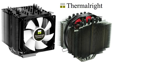 Disipadores para CPU Macho 90 y Silver Arrow ITX de Thermalright