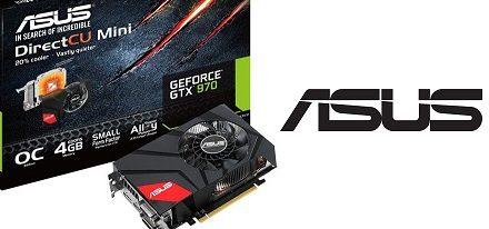 Asus lanza su GeForce GTX 970 DirectCU Mini