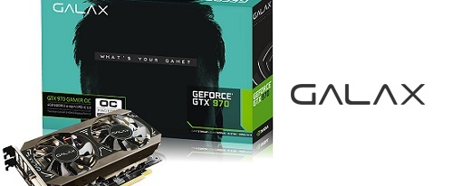 Galax GeForce GTX 970 OC 4GB