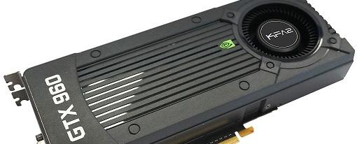 Especificaciones de la GeForce GTX 960 de Nvidia
