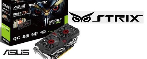 Asus lanza su tarjeta de video Strix GeForce GTX 960