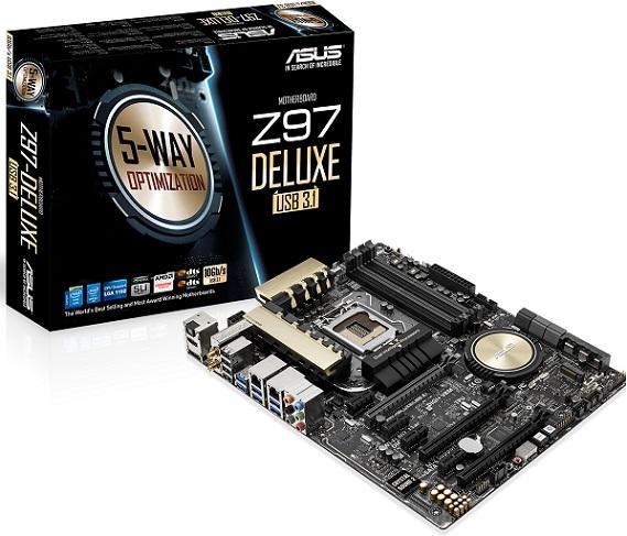 Z97 Deluxe de Asus