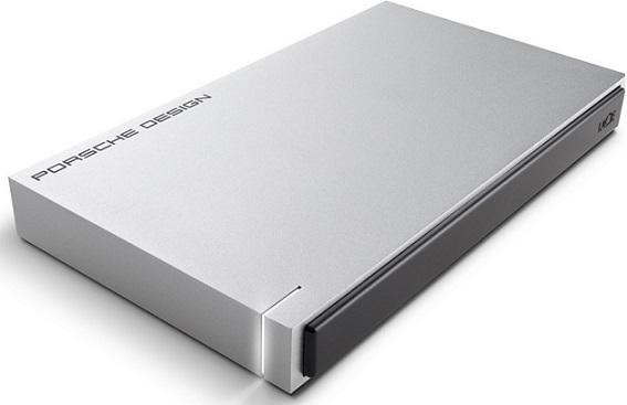 Porche Design Mobile Drive con USB-C de LaCie