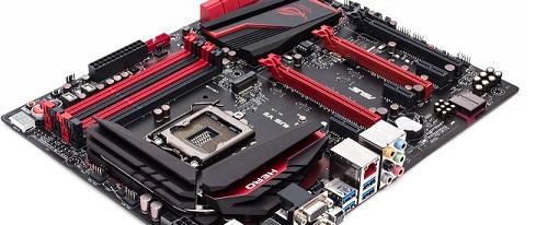 Asus anuncia que sus placas Z97 y H97 darán soporte a los CPUs Broadwell al actualizar el BIOS
