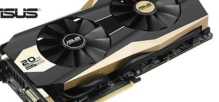 Asus presentó tres  tarjetas gráficas GTX 980 Ti premium