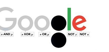 """Google homenajea a George Boole con su """"doodle"""""""