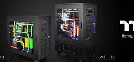 Thermaltake anuncia los chasis Core W100 y WP100 en la CES 2016