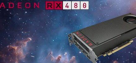AMD anuncia su tarjeta gráfica Radeon RX 480