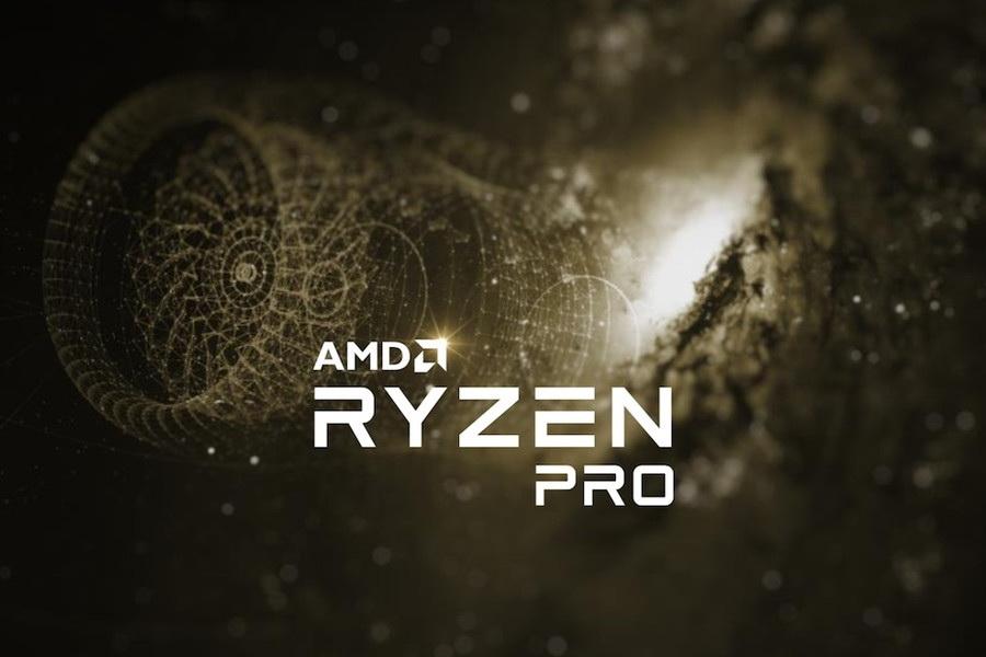 AMD Ryzen Pro para el sector empresarial