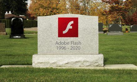 Adobe confirma la muerte de Flash para el 2020