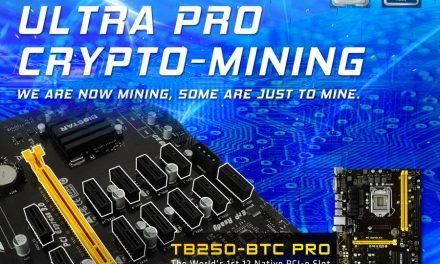 Biostar presenta nueva tarjeta madre ideal para minar Bitcoins