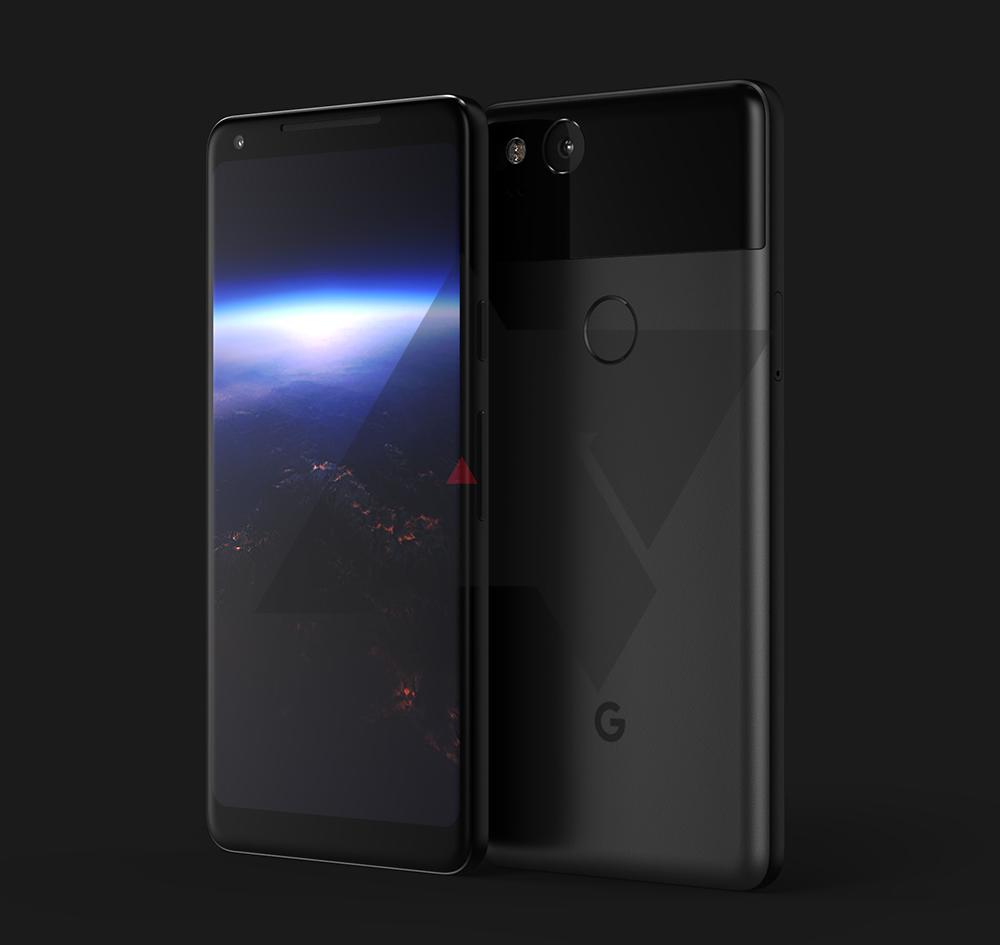 Imagen filtrada del Google Pixel XL