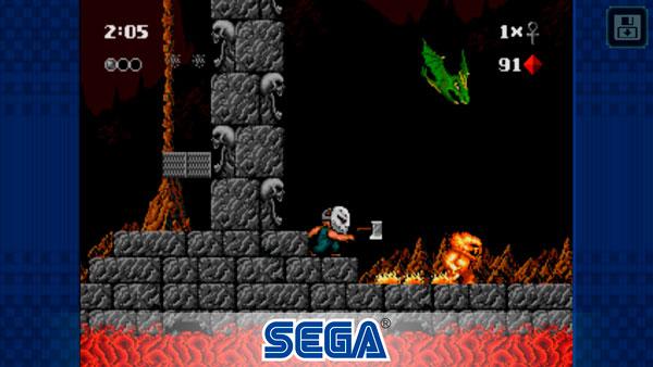 Sega Forever regala juegos para tu Teléfono Kid Chameleon