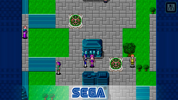 Sega Forever regala juegos para tu Teléfono Phantasy Star II