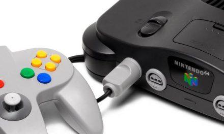 Nintendo 64 Mini Classic, ¿La próxima consola retro?