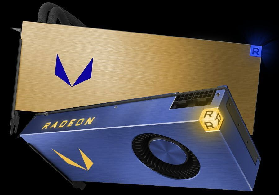 AMD presentó la Radeon Vega Frontier Edition