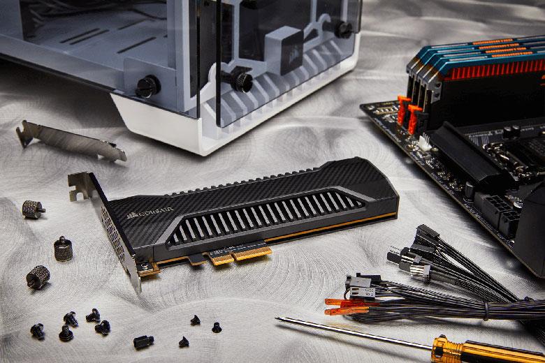 Corsair anuncia SSD Neutron NX500