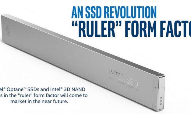 RULER el SSD de 1000TB de almacenamiento