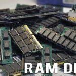 Para el 2019 tendremos memoria RAM DDR5