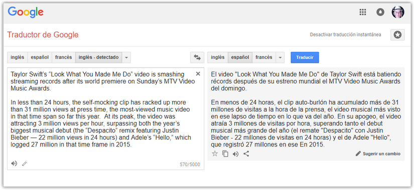 DeepL el traductor que supera a Google