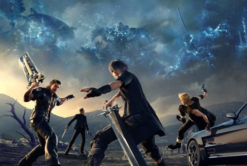 Tendremos DLC de Final Fantasy XV hasta el 2018