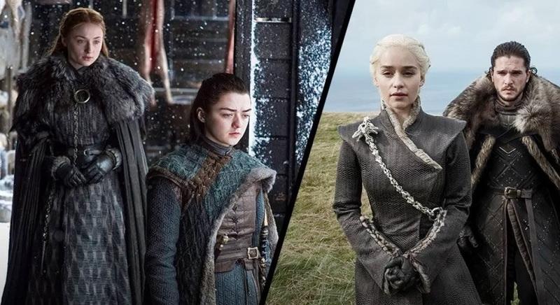 HBO grabará varios finales de Game of Thrones para evitar filtraciones