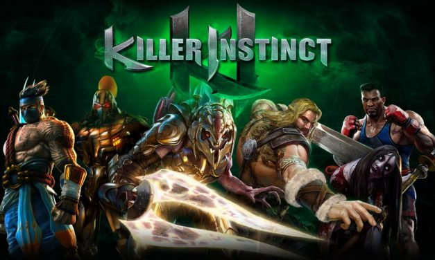 Killer Instinct tendrá Cross-Play con Xbox One y Windows 10