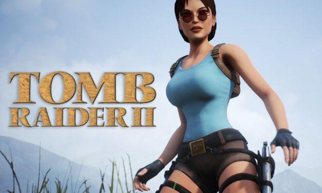 Descarga gratis el fan remake de Tomb Raider II en 4K